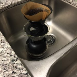 Caffeination without the kitchen catastrophe