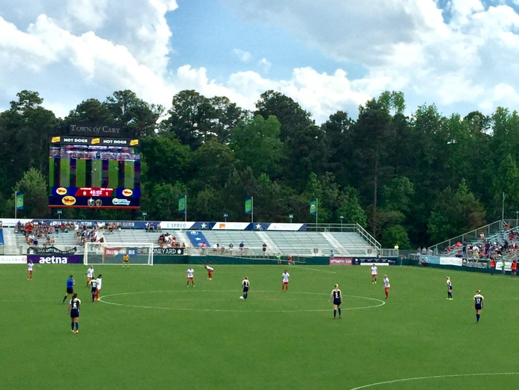 nc courage v chicago red stars