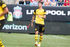 Christian Pulisic (Borussia Dortmund and USMNT)
