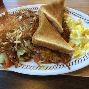 Waffle House Hashbrowns