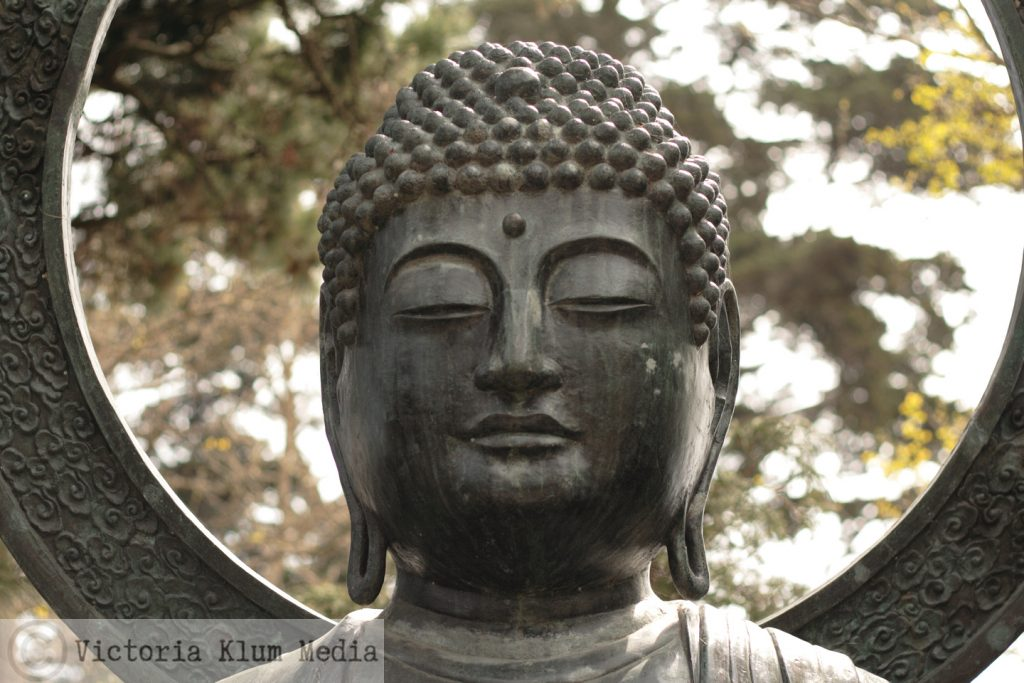 Buddha, Japanese Tea Garden, San Francisco